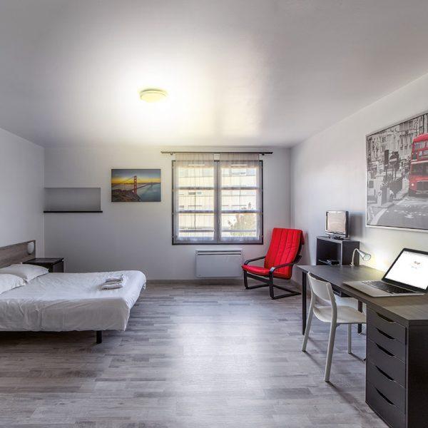 ILC Compiègne - Studio 30 m2